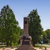 Памятник защитникам Полтавы и коменданту крепости А. С. Келину