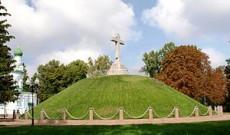 Братская могила русских воинов