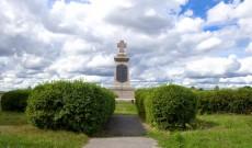 Памятник шведам от русских