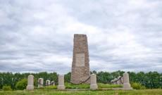 Памятник шведам от соотечественников