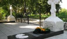 Могила Н. В. Склифосовского