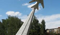 Памятник Героям-авиаторам 13 Гвардейской Днепропетровско-будапештской дивизии