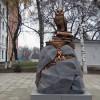 """Памятник """"Гранит науки"""""""
