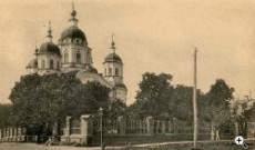 Храм во имя Воскресенья Христова на Александровской улице (Полтава)